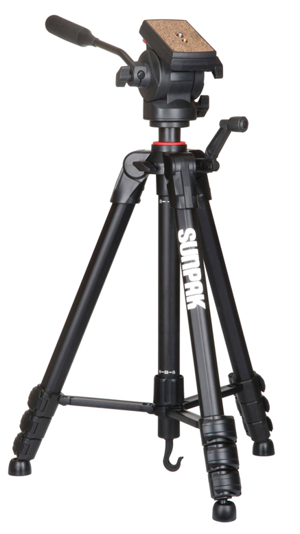 Sunpak VideoPro-M 4 Video Tripod