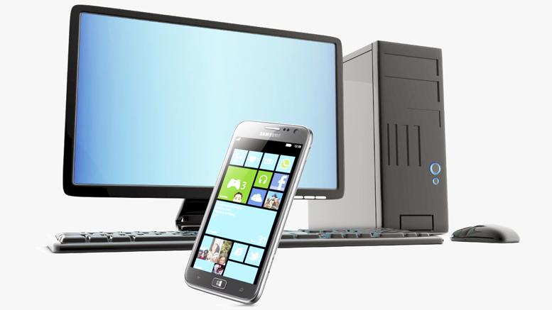 Windows Phone to Windows PC