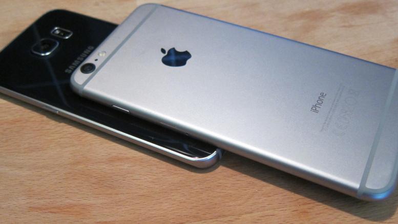 smartphone size