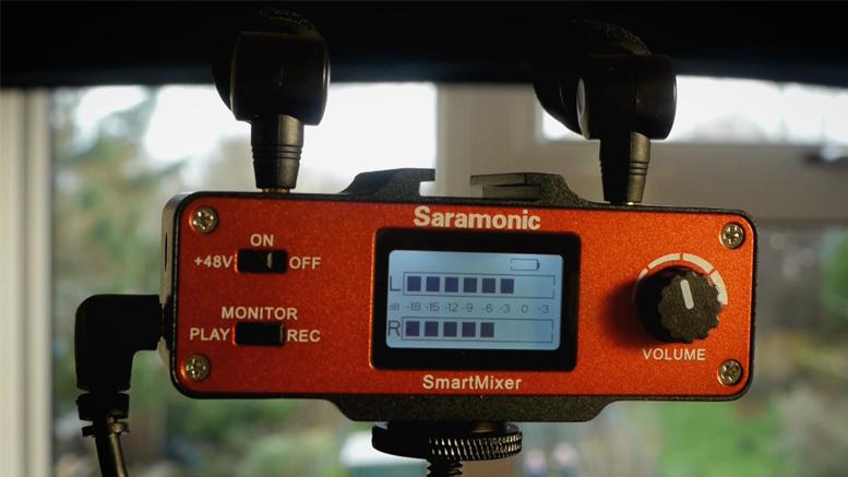 Saramonic SmartMixer 08
