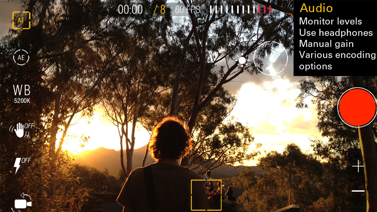 Kinomatic Camera App 06