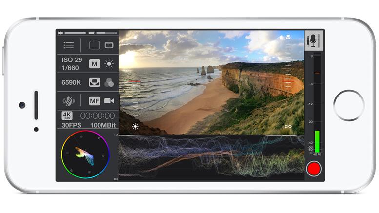 Mavis Camera App 01