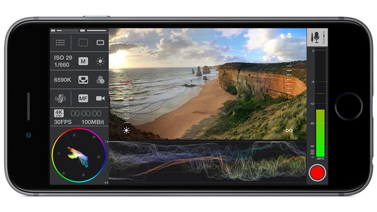 Mavis Camera App 03