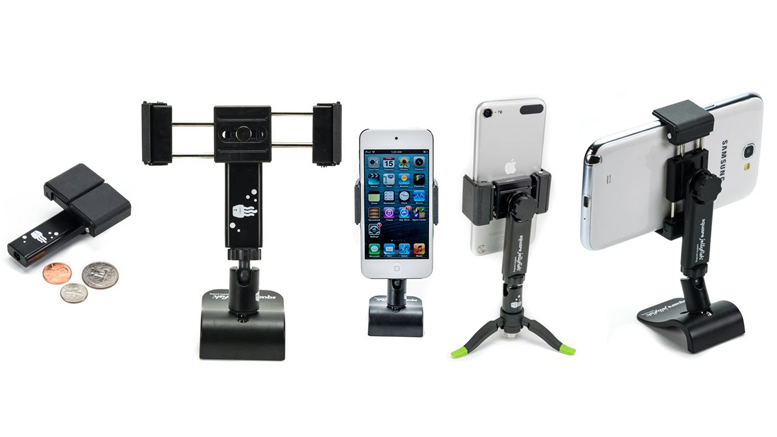 Square Jellyfish Spring Tripod Mount