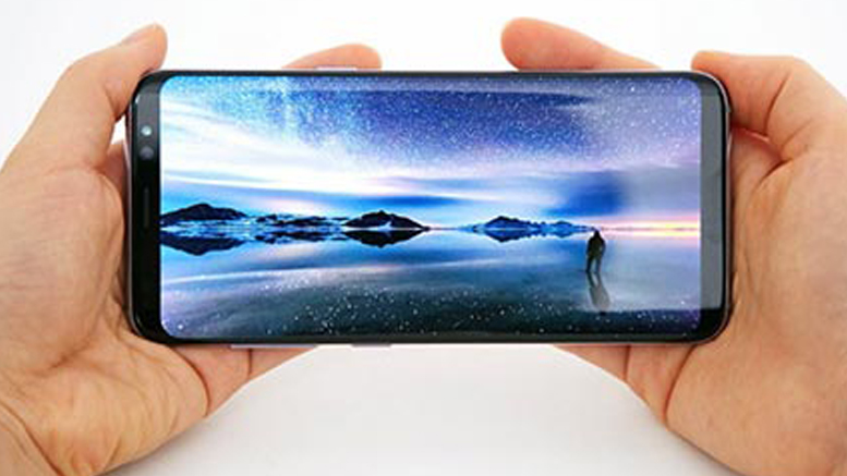 Samsung galaxy S8 01