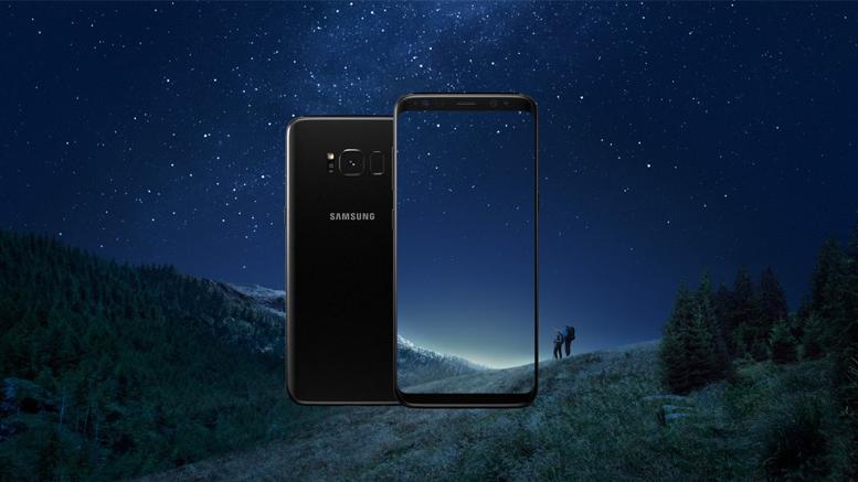 Samsung galaxy S8 02