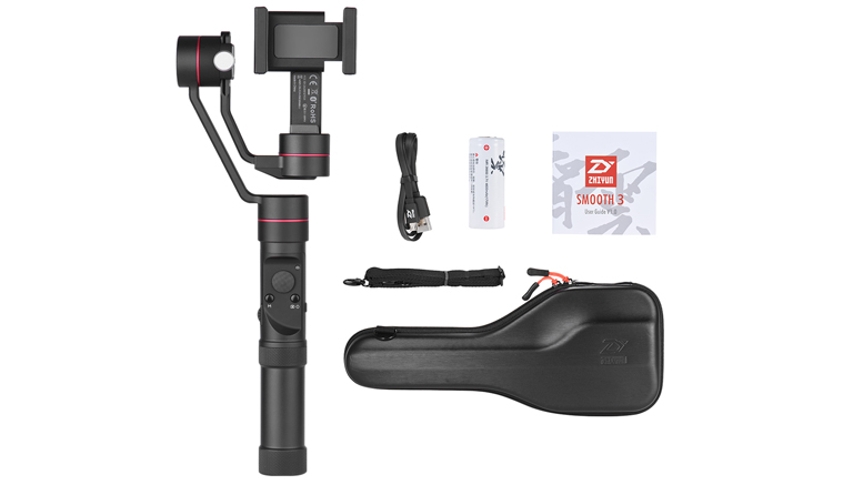 Zhiyun Smooth 3 05