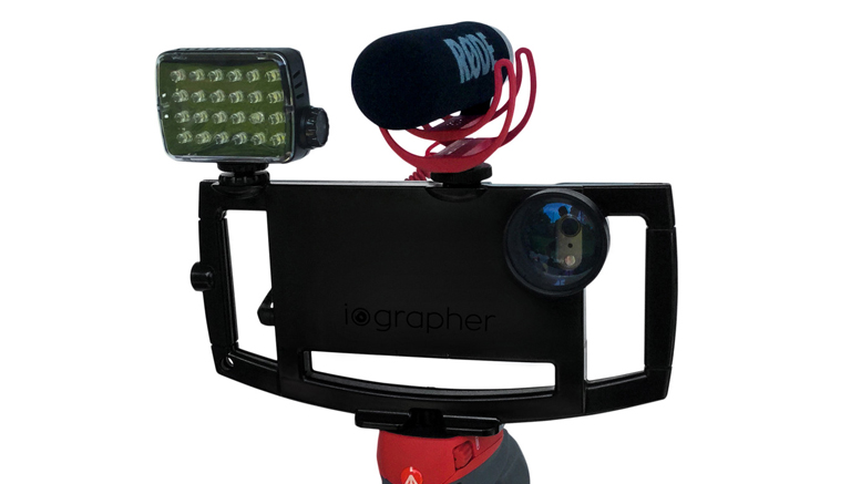 Iographer for iphone 6