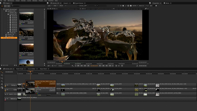 What is the best free video special effects software