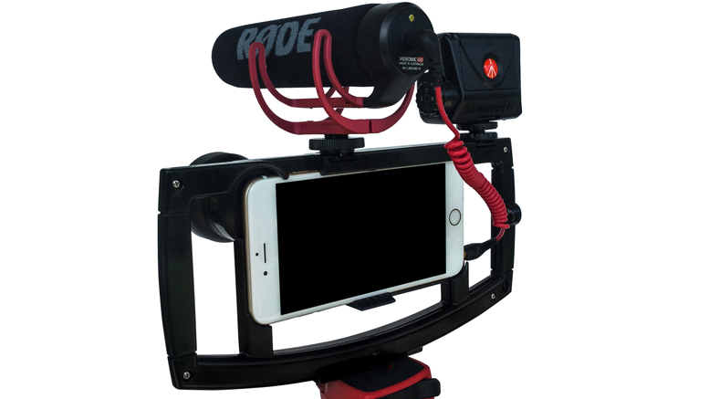 iphone filming rig smartphone rigs and grips smartphone pro 11839