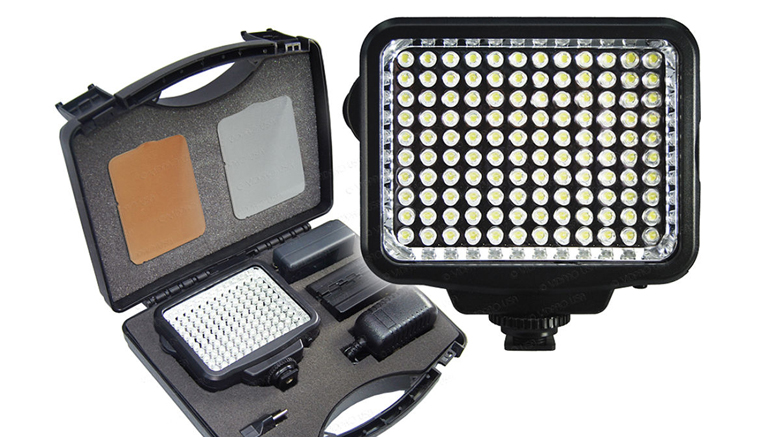 VidPro K-120 Photo and Video Light Kit