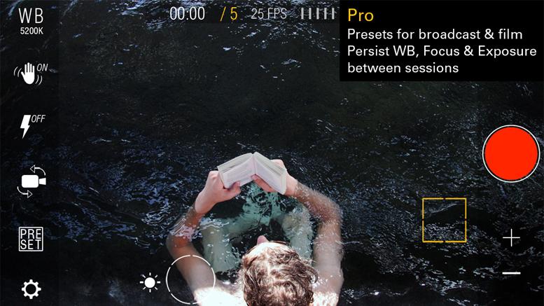 Kinomatic Camera App 02