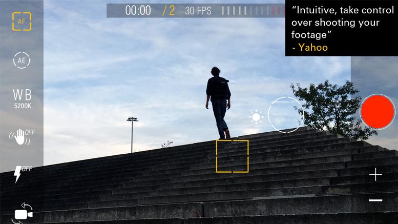 Kinomatic Camera App 04
