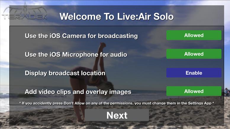 Teradek Live Air Solo 02