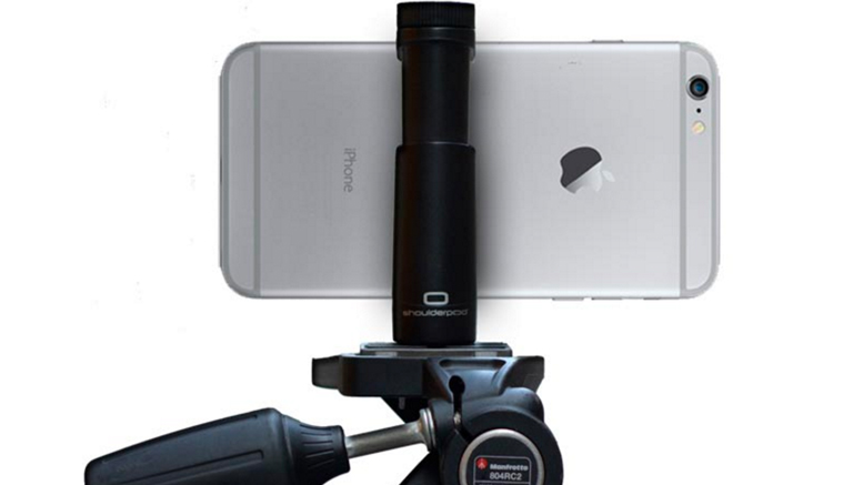 best sneakers 76451 f3cf7 What are the 8 best Smartphone tripod mounts? - Smartphone Film Pro