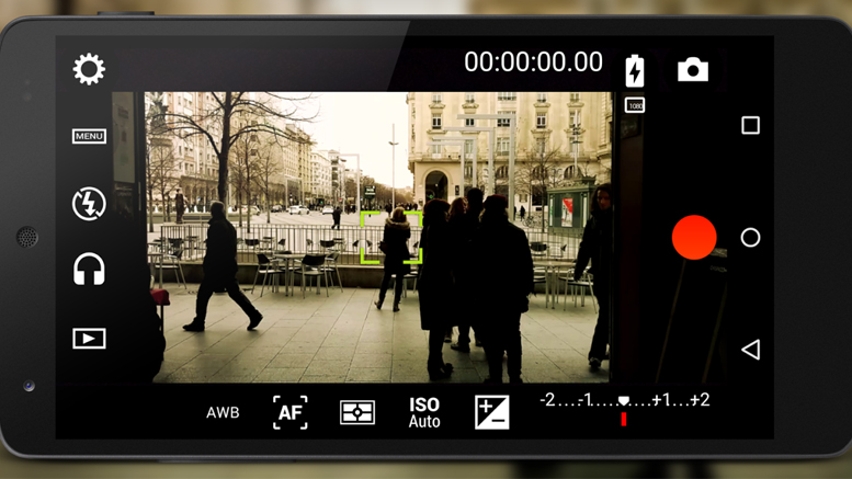 What are the 6 best video camera apps for smartphone