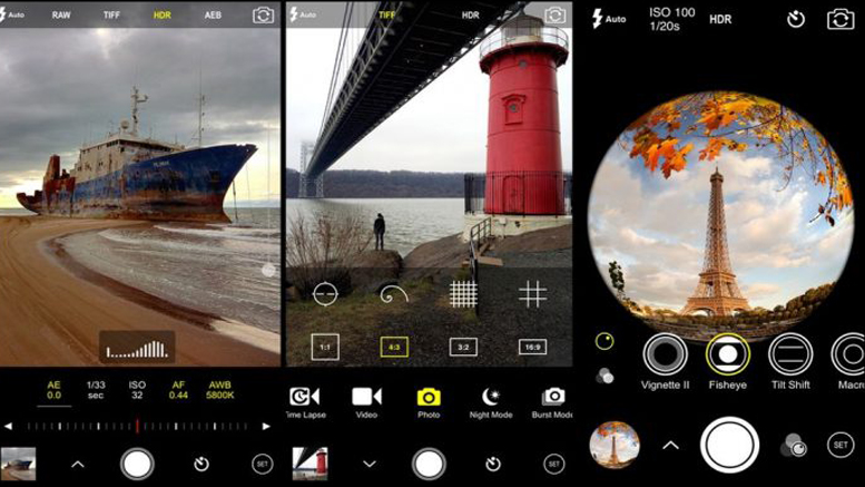 What are the 6 best video camera apps for smartphone? - Smartphone