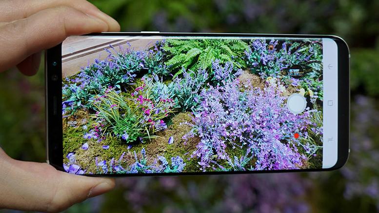 Samsung galaxy S8 05