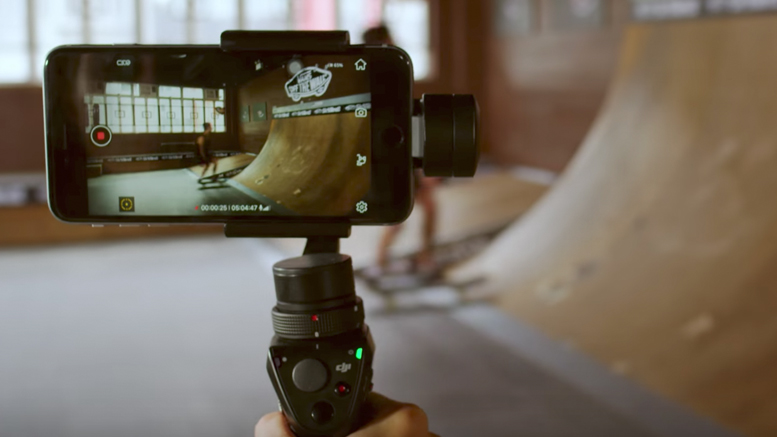 What are the 5 best hand-held gimbals for Smartphones? - Smartphone