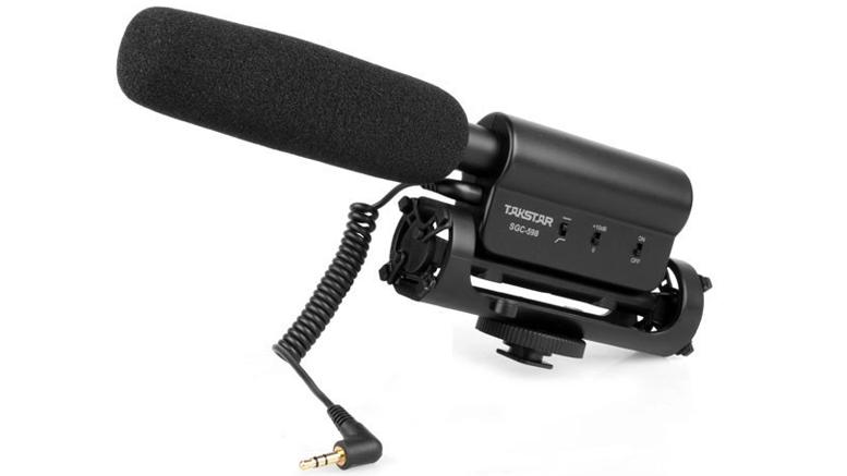 Takstar SGC-598 Condenser Microphone 01