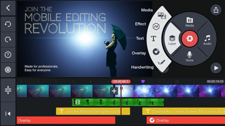 What are the 9 best Smartphone video editing apps
