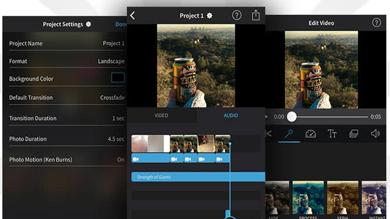 movie editing software download for pc