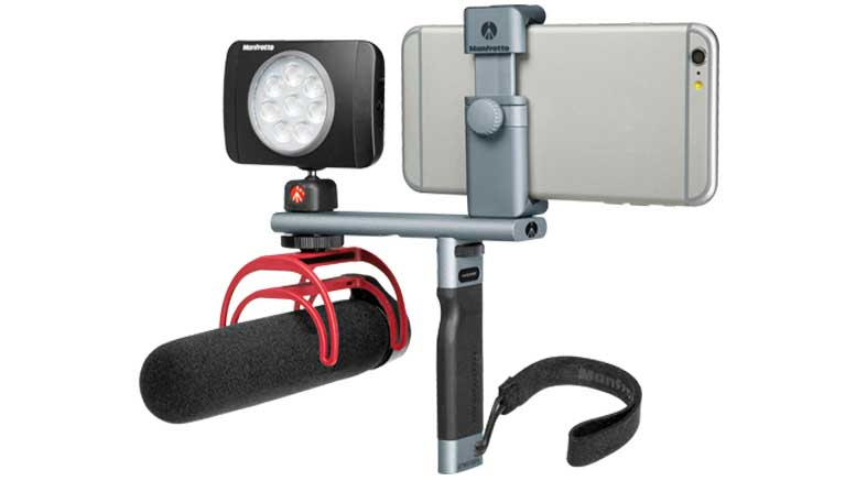 Manfrotto LumiMuse 8 01
