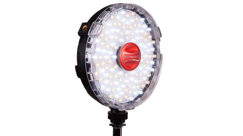 Rotolight NEO On-Camera LED Light 02
