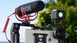Smartphone-Microphones