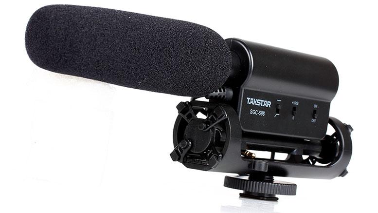 Takstar-SGC-598-Condenser-Microphone