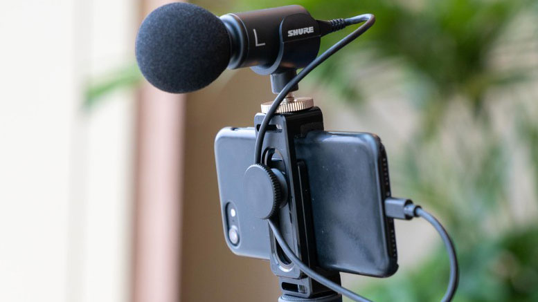 What are the best USB-C microphones for Smartphone